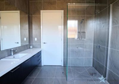 Famous Frameless Bathroom Frameless Shower Screen Installation 5 Melbourne